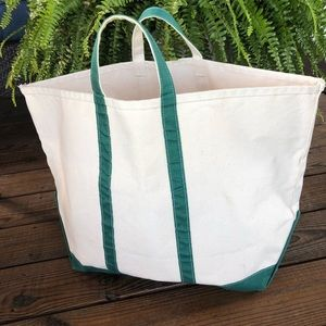 Brookstone Extra Large Boat Canvas Tote